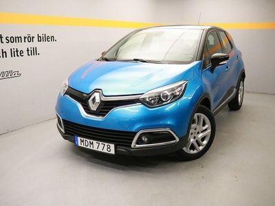 brugt Renault Captur Energy TCe 90 Dynamique 5-d 2016, Halvkombi 119 900 kr