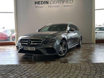 begagnad Mercedes E220 // Bränslevärmare & Dragkrok //