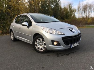 begagnad Peugeot 207 1.4 HDI Aktiv *Parkeringssensor -11