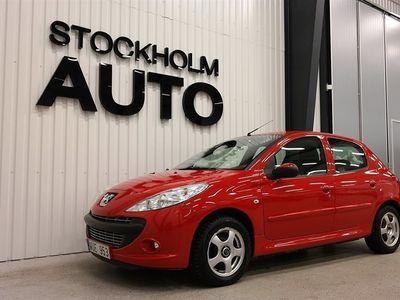 begagnad Peugeot 206+ 1.4 75hk 5dr