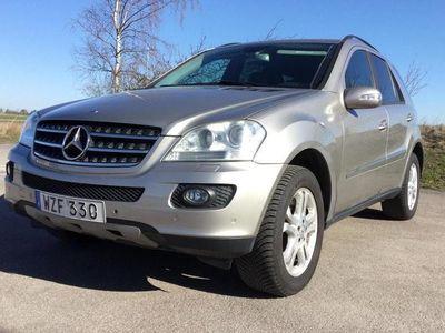 brugt Mercedes ML500 (306hk)