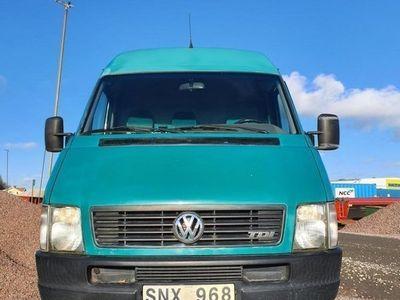 begagnad VW LT 35 skåp