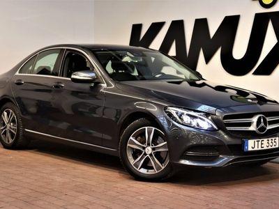 begagnad Mercedes C250 d | 4M | Drag | S&V | PDC | 204hk