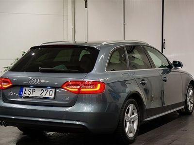 begagnad Audi A4 2,0TDi QUATTRO S-TRONIC SPORTS EDITION