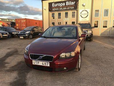 käytetty Volvo S40 2.4 NY BESIKTIGAD 0:-KONTANT 140h -04