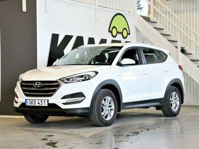 begagnad Hyundai Tucson 1.6 132HK SELECT