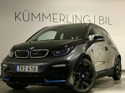 "begagnad BMW i3 94 Ah REX Comfort Advanced/20""/H&K/Nav/Bkamera 183hk"