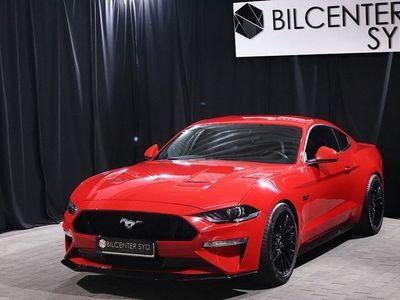 begagnad Ford Mustang GT 5,0 V8 AUT PÅKOSTAD LÅG SKATT