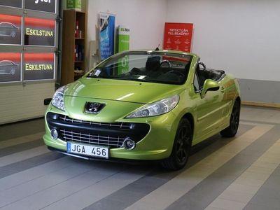 begagnad Peugeot 207 CC 1.6 VTi Sport-Endast 9500 Mil