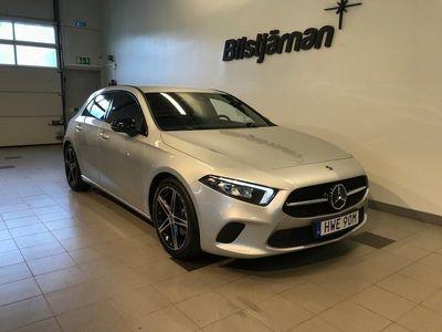begagnad Mercedes A180 Euro 6 136hk