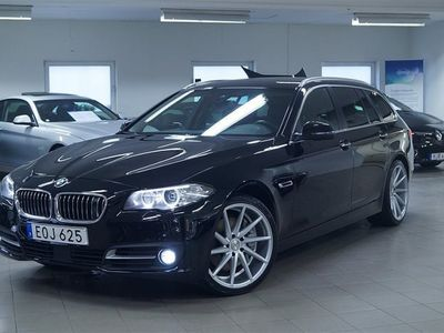 begagnad BMW 530 D / X-drive / Se spec