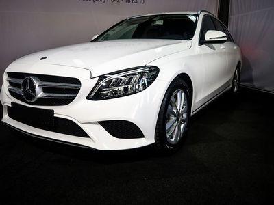 brugt Mercedes C200 KOMBI SE EDITION/Demobil