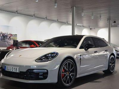 begagnad Porsche Panamera Turbo Turbo Sport Turismo