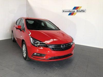 begagnad Opel Astra Dynamic 1.4t Ecotec 150hk