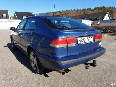 brugt Saab 900 Coupé -98