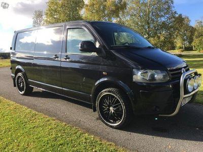 begagnad VW Transporter 2.0 tid 4motion -11