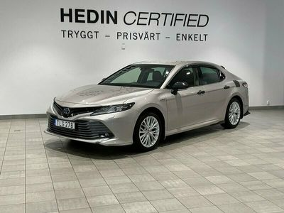 begagnad Toyota Camry Hybrid 2.5 CVT. 203hk. 2020