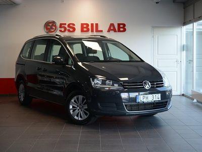 begagnad VW Sharan 1.4TSI AUT,DRAG,7-SITS,150HK