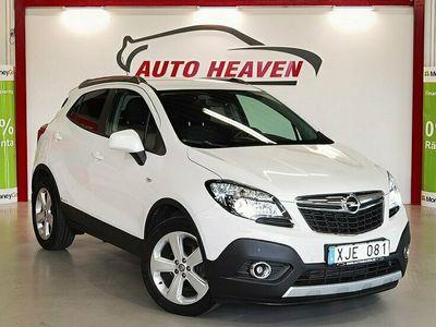 begagnad Opel Mokka 1.7 CDTI | Ny kamrem | P-sens | F-hållare | 130hk