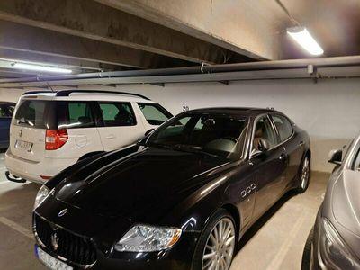 begagnad Maserati Quattroporte M139S