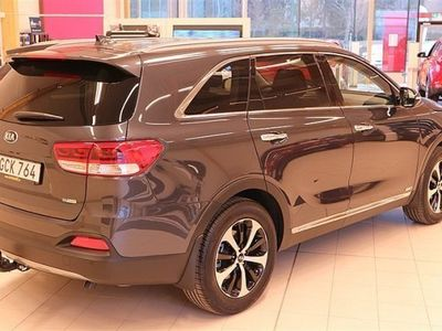 begagnad Kia Sorento 2,2 CRDI BUSINISS 7 PER SUV