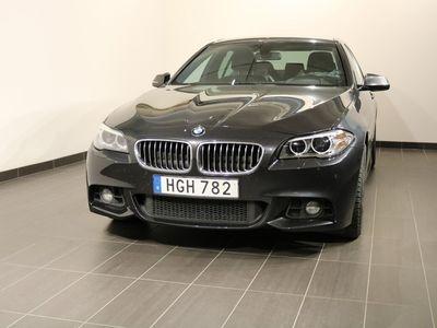 used BMW 520 d xDrive Sedan M-sport