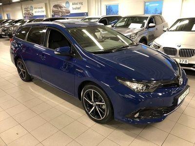 begagnad Toyota Auris Touring Sports Hybrid 1.8 VVT-i + 3JM CVT Comfort Euro 6 1