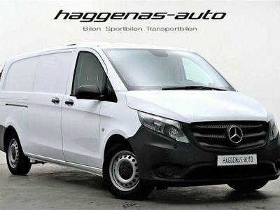 begagnad Mercedes Vito 116 CDI / 7G-Tronic Plus / Kylbil