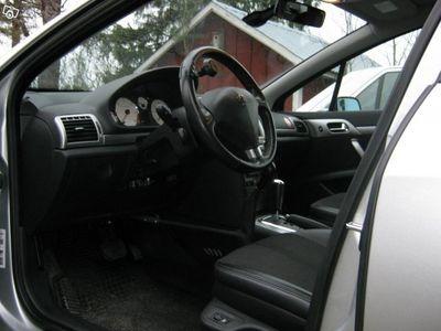 begagnad Peugeot 407 SW 2,7 HDI Handikappanpassad -07