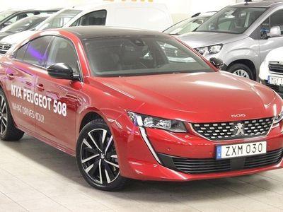 used Peugeot 508 GT 1,6 PureTech 225hk Aut 8 Premium - DEMO