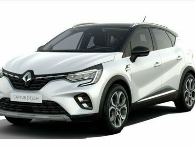 begagnad Renault Captur E-TECH Plug-in