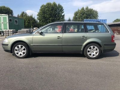 begagnad VW Passat VAR TURBO