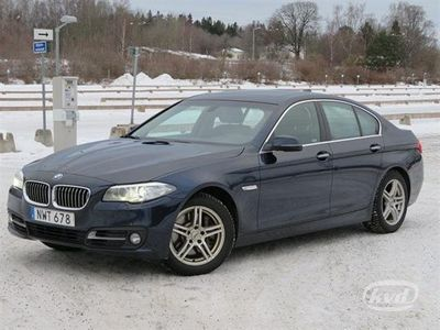 begagnad BMW 530 d Sedan Sport (Aut+Helläder+Taklucka258hk)