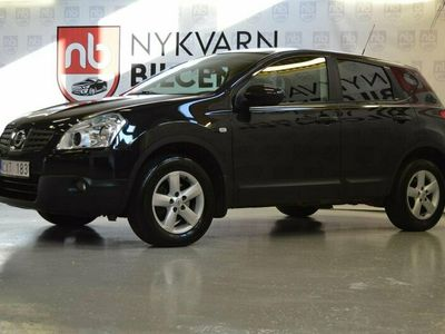 begagnad Nissan Qashqai 2.0 4x4 CVT 141hk