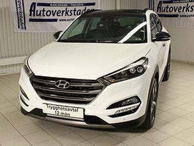 begagnad Hyundai Tucson 1.6 Turbo DCT-7 4WD Premium
