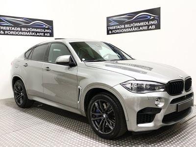 begagnad BMW X6 M 575HK F86 SVSÅLD DKROK 5344kr/mån