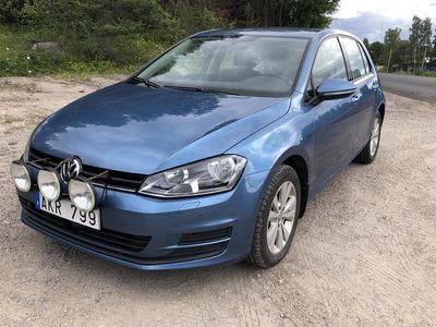 brugt VW Golf VII 1.6 TDI BlueMotion Technology 5dr 4Motion