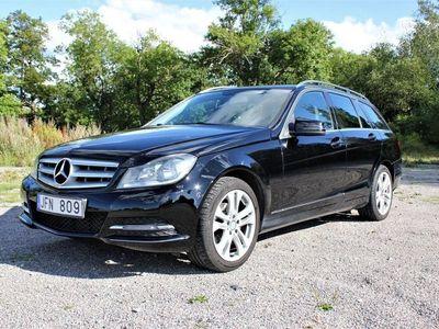 begagnad Mercedes C200 T CDI 7G-Tronic Plus 136h