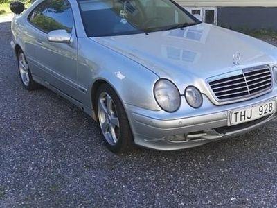 begagnad Mercedes CLK230 Kompressor
