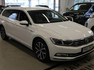 begagnad VW Passat SC 4-Motion 190hk Aut