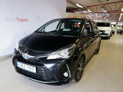 begagnad Toyota Yaris Hybrid Active