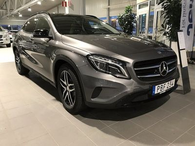 usata Mercedes GLA200 4-Matic SE-Edition Night package