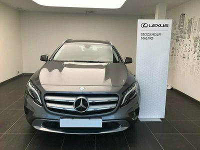 begagnad Mercedes GLA220 d 4M 220d 4MATIC
