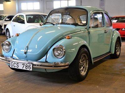 gebraucht VW Käfer S 1.6 Besiktigad
