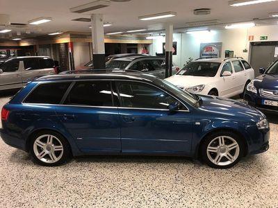 begagnad Audi A4 Avant 2.0 TDI quattro S-Line 170hk
