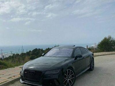 begagnad Audi RS7 fullutrustad