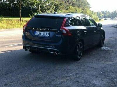 begagnad Volvo V60 Polestar Optimering D5 Momentum,