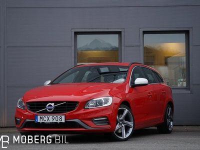 begagnad Volvo V60 D4 190hk AWD R-Design 1,99% Räntekampanj