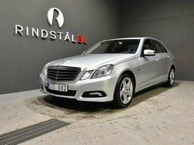 begagnad Mercedes E220 CDI 170 HK AUT PDC AVANTGARDE SKINN