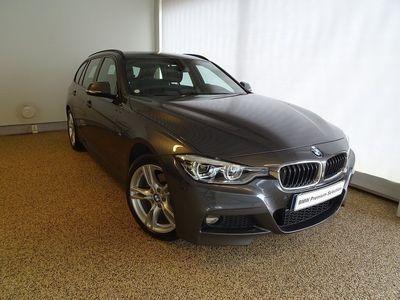 begagnad BMW 320 d xDrive Touring D Touring, M-Sport, Navi, HIFI, Drag